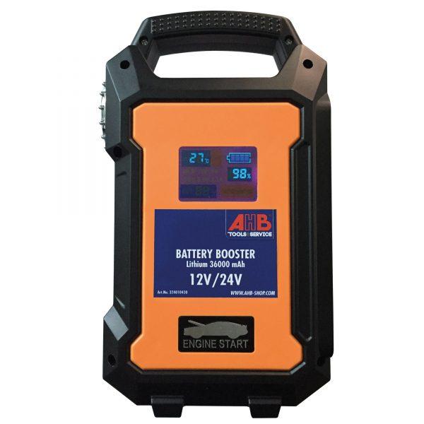 Battery-Booster 12V/24V