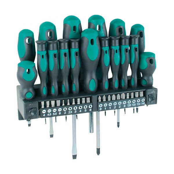 Screw & Bit Set