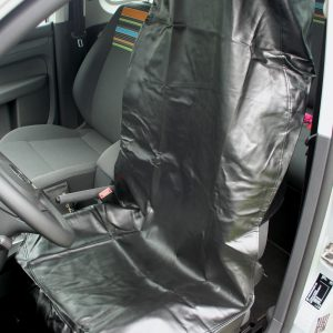 Heavy-duty Seat Cover, black