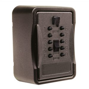 Key Box Pro Permament, black