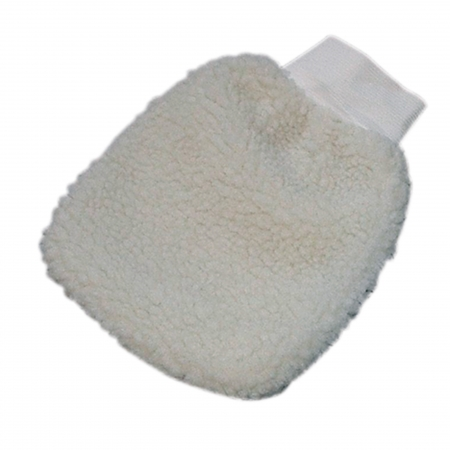Wash and Polishing Glove