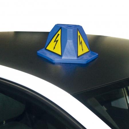 "Sticker ""Electric Car"""