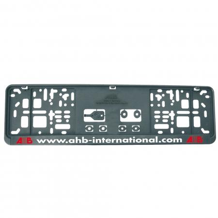 """Licence-plate Holder """"Comfort 9"""" C"""