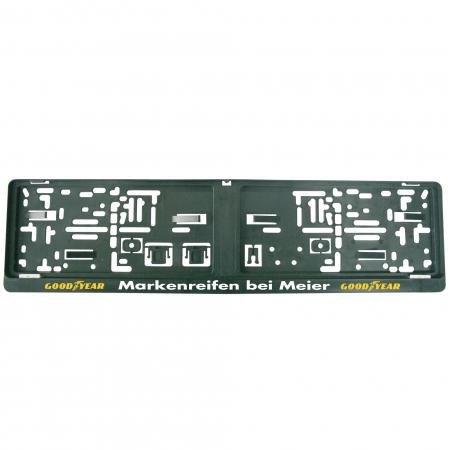"""licence-plate holder """"Comfort 8"""""""