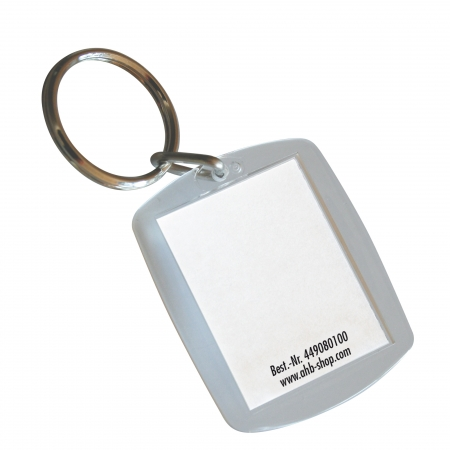Acrylic Key Fob
