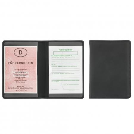 licence bag black