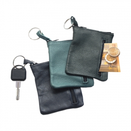 key bag extra large leather