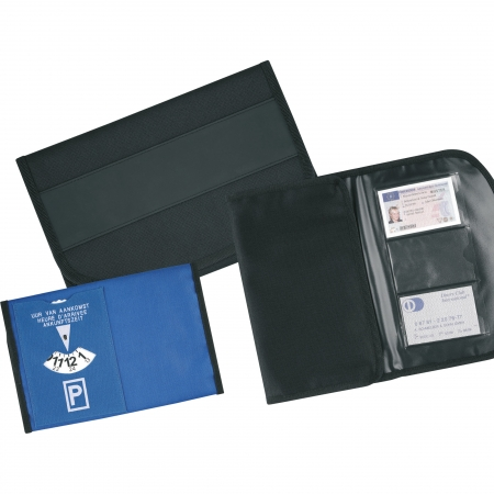 daring papers bag with parkingdisc