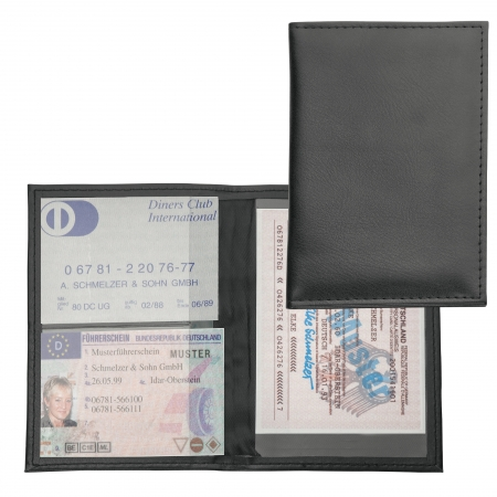 pocket for ID card