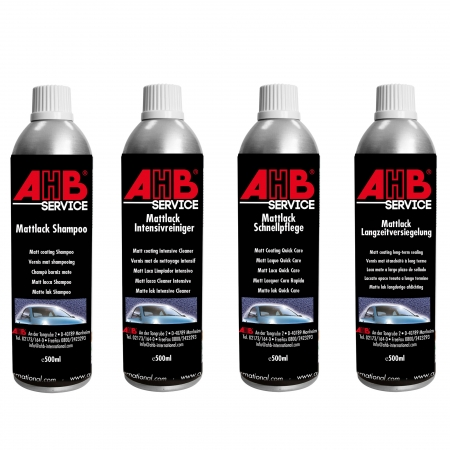 Matt Paint and Care Cleaning Set