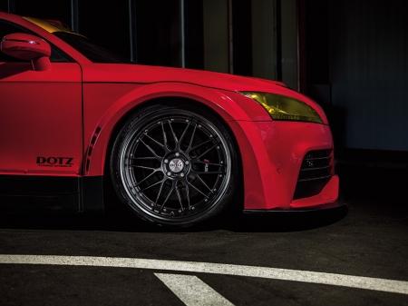DOTZ Revvo black edt_Audi TTRS_02