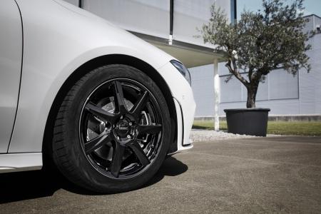 DEZENT TW dark Mercedes CLA_imagepic02